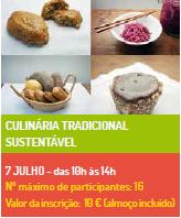 Culinaria tradicional sustentavel