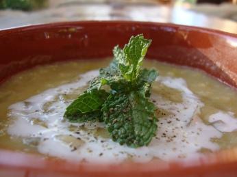 Dinner soup