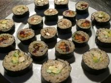Sushi Dinner - Maki Sushi