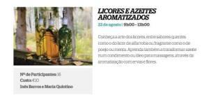 licores aromatizados